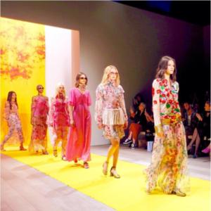 花柄 ファッション メルセデスベンツ FASHIONWEAK