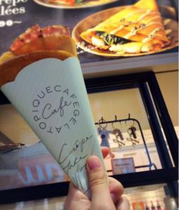ジェラートピケカフェ サレ
