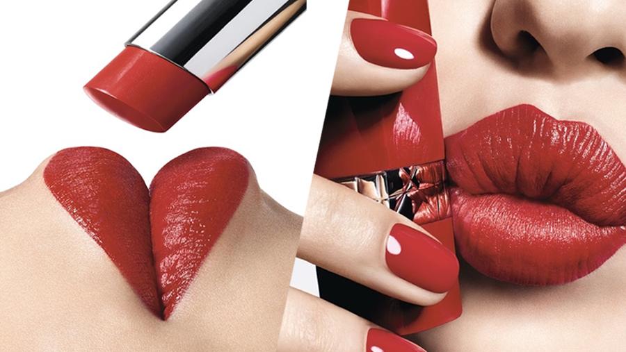 size 40 96f55 3b410 Diorから初のティントするリップライナー、赤を極めた新リップ17 ...